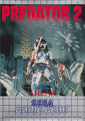 Predator 2 Box Art