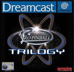 Pro Pinball Trilogy Box Art