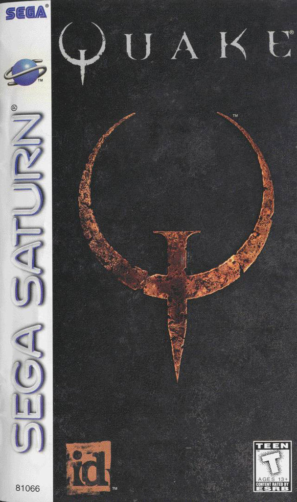 Quake Box Art