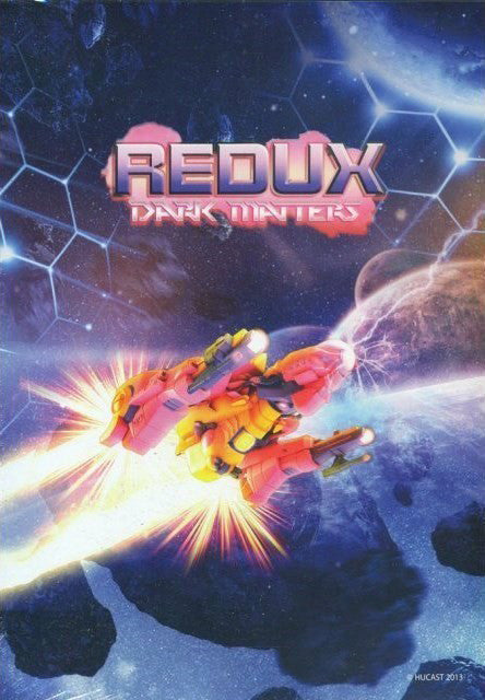 Redux: Dark Matters Box Art
