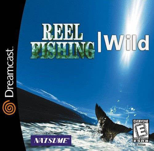 Reel Fishing: Wild Box Art