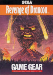 Revenge of Drancon Box Art