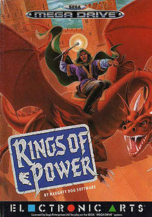 Rings of Power Box Art