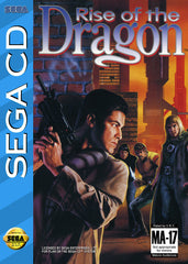 Rise of the Dragon Box Art