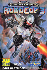 Robocop 3 Box Art