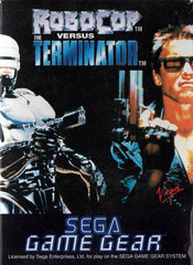 Robocop versus The Terminator Box Art