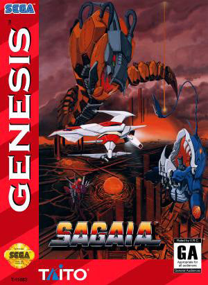 Sagaia Box Art