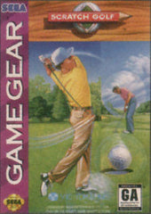 Scratch Golf Box Art