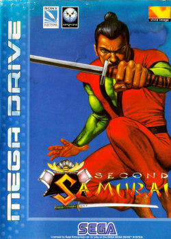 Second Samurai Box Art