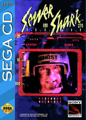Sewer Shark Box Art