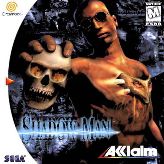 Shadow Man Box Art