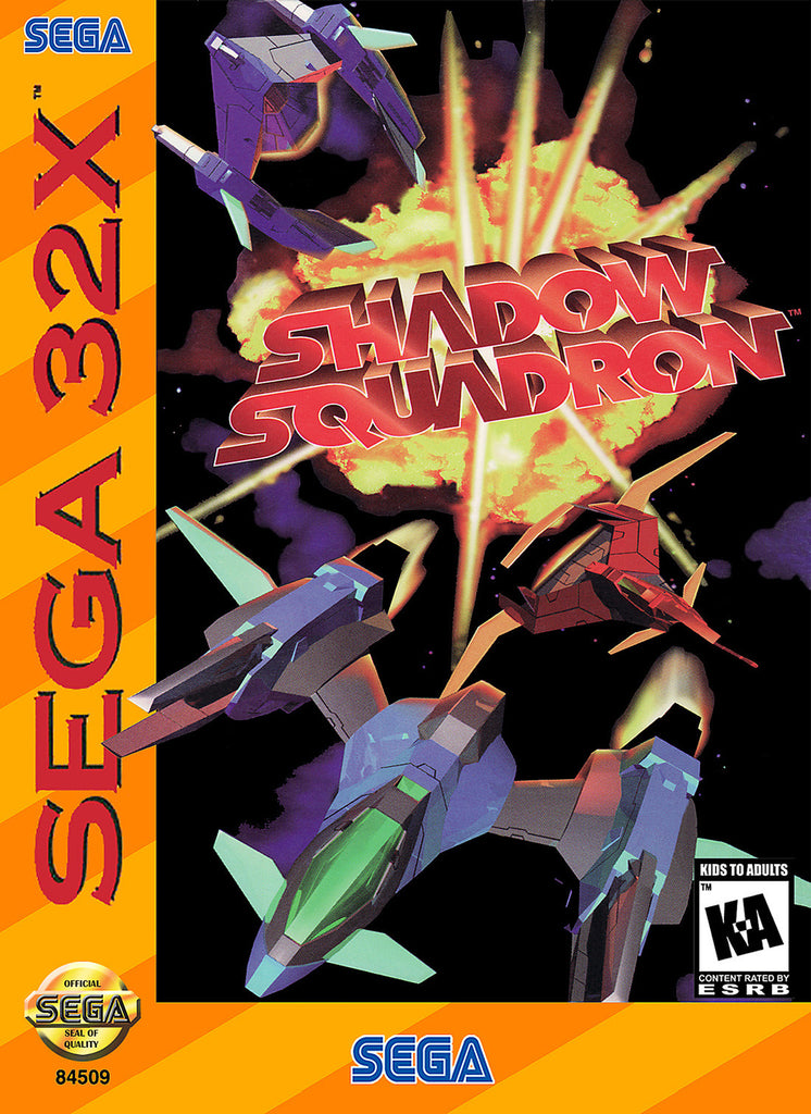 Shadow Squadron Box Art