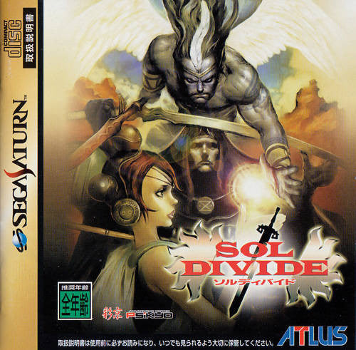 Sol Divide Box Art