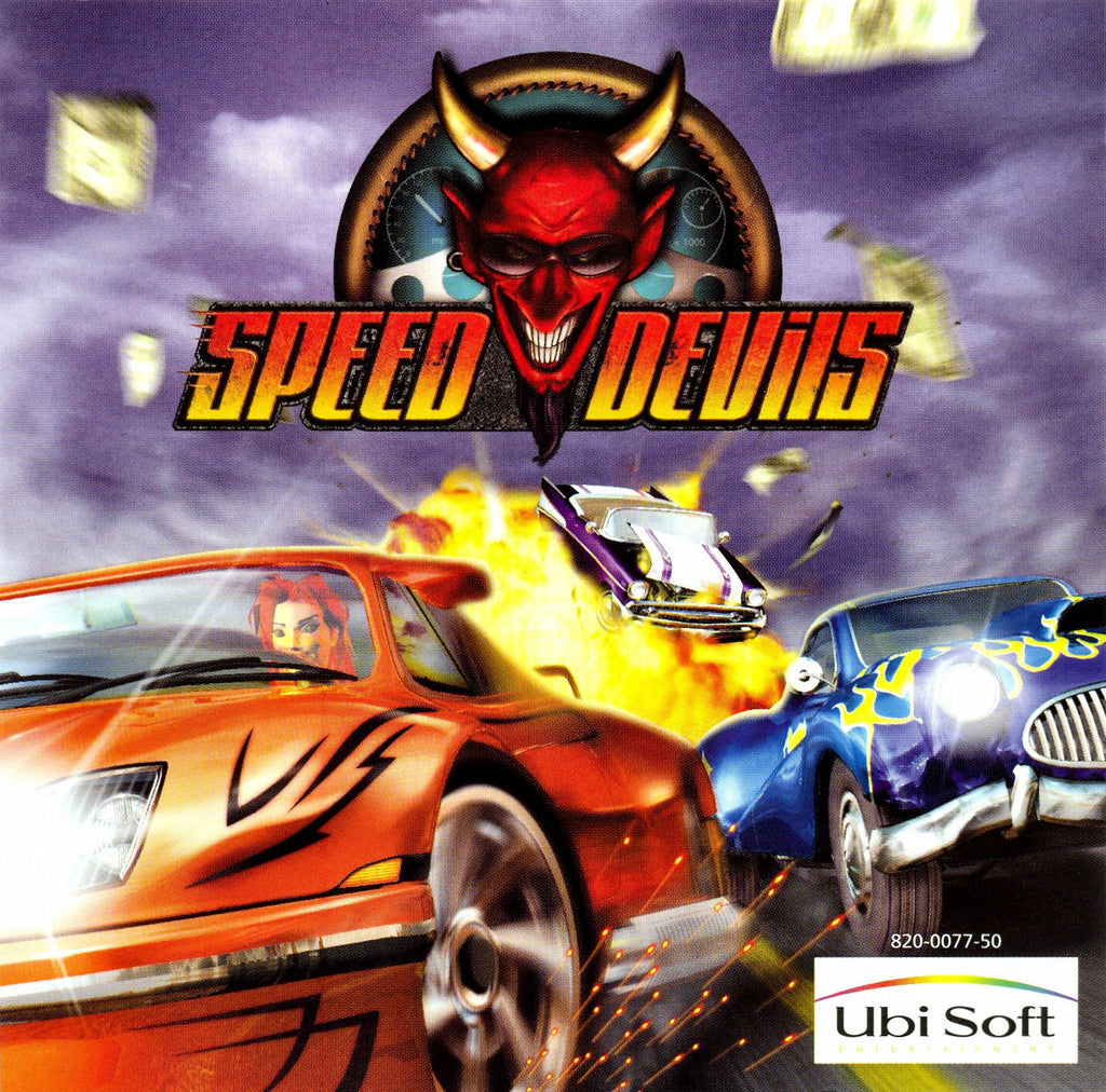 Speed Devils Box Art