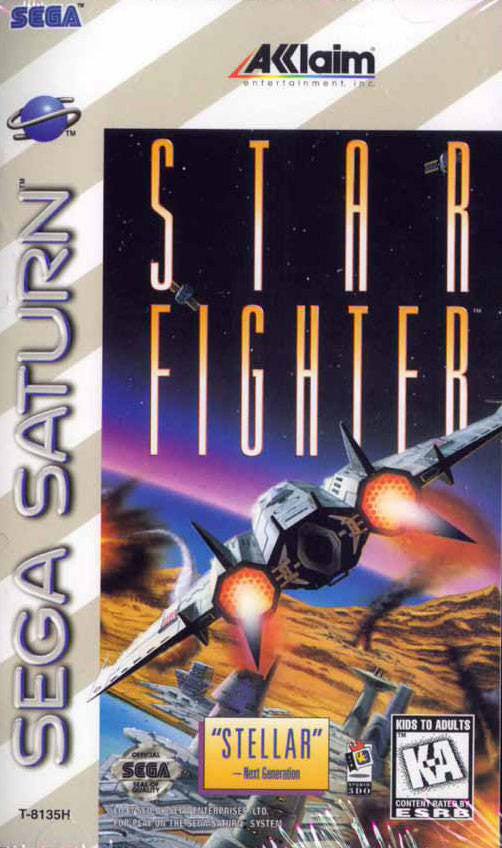 Star Fighter Box Art