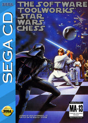 Star Wars Chess Box Art