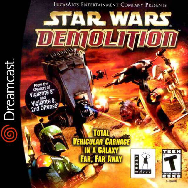 Star Wars: Demolition Box Art