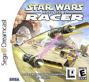 Star Wars: Episode I - Racer Box Art