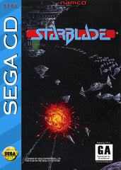 StarBlade Box Art