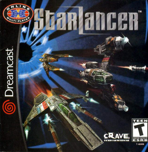Starlancer Box Art