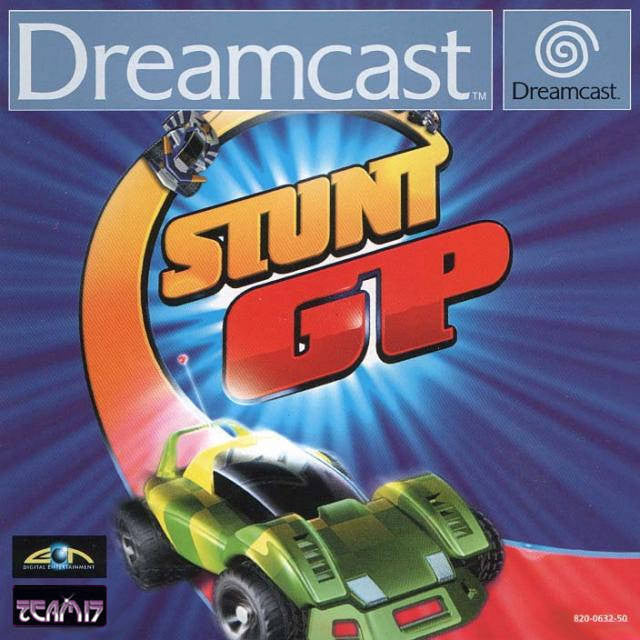 Stunt GP Box Art