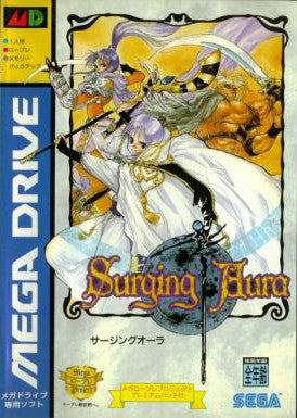 Surging Aura Box Art