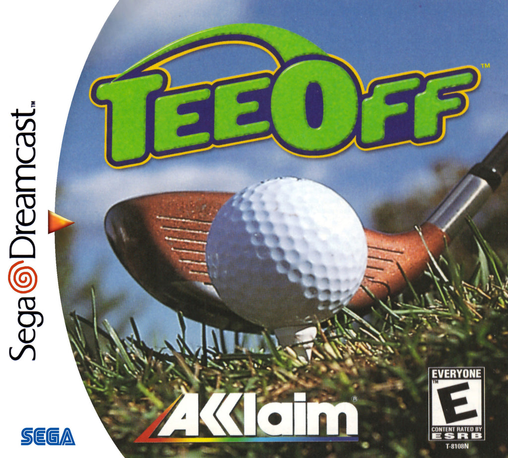 Tee Off Box Art