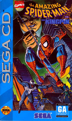 The Amazing Spider-Man vs. The Kingpin Box Art