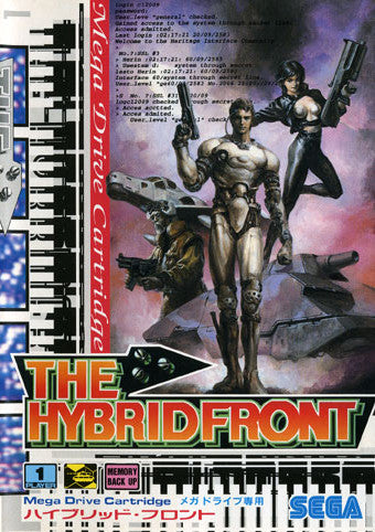 The Hybrid Front Box Art