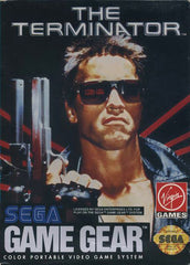 The Terminator Box Art