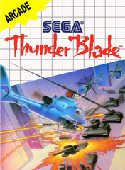 Thunder Blade Box Art