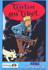 Tintin in Tibet Box Art