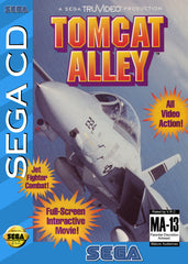 Tomcat Alley Box Art