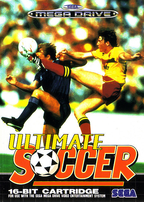 Ultimate Soccer Box Art