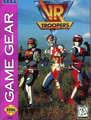VR Troopers Box Art