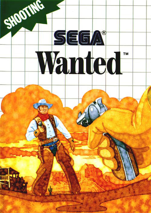 Wanted Box Art