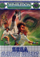 Wimbledon Box Art