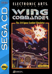 Wing Commander Box Art