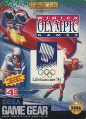 Winter Olympics Lillehammer '94 Box Art
