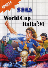 World Cup Italia '90 Box Art