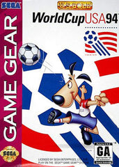 World Cup USA 94 Box Art
