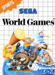 World Games Box Art