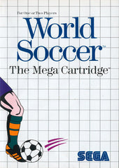 World Soccer Box Art