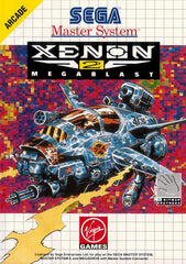 Xenon 2: Megablast Box Art