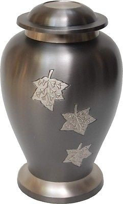 Falling Leaves Adult Cremation Urn