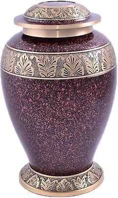 Copper Marble Adult Cremation Urn