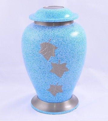 Autumn Leaves Adult Cremation Urn