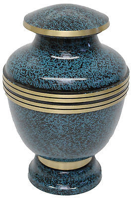 Gold Ring Adult Cremation Urn