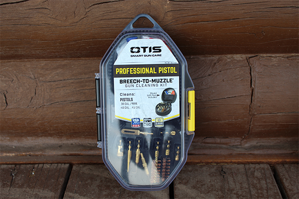 Otis Professional Pistol Cleaning Kit Review
