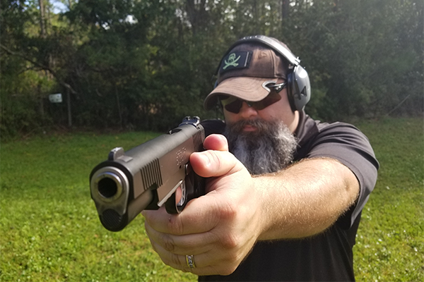 Springfield 1911 Tactical Response Pistol 10mm Review
